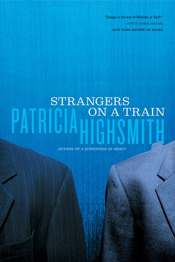 Buy Strangers on a Train at Amazon