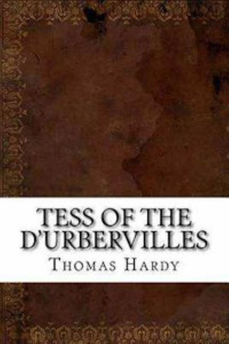 classic english literature, tess of the d'ubervilles