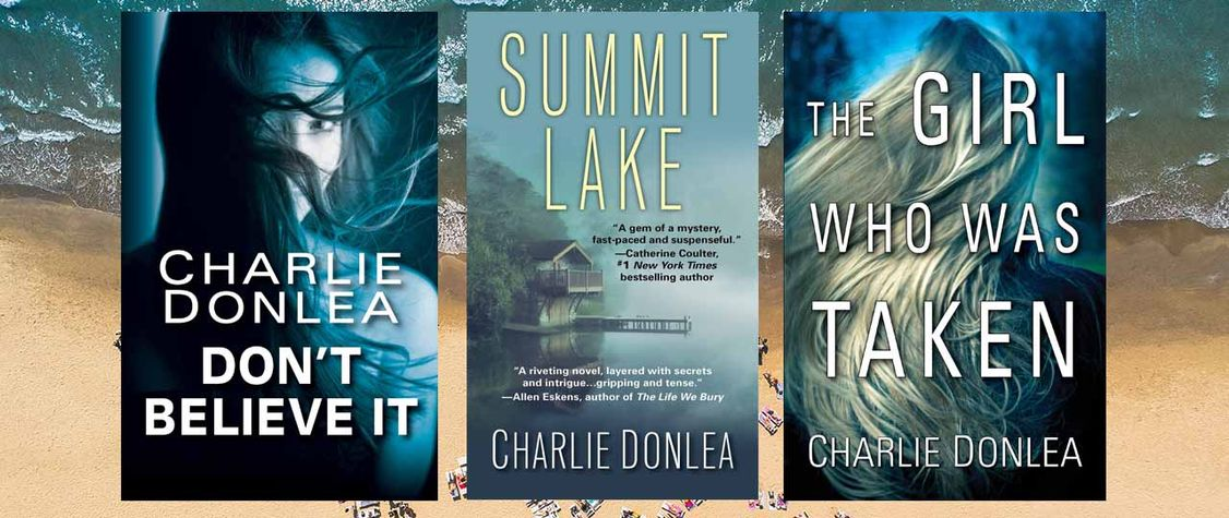 [CLOSED] GIVEAWAY: Win a Beach Bag Filled with Thriller Books + More!