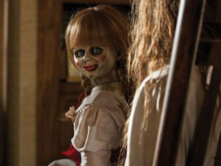 cursed movie sets annabelle