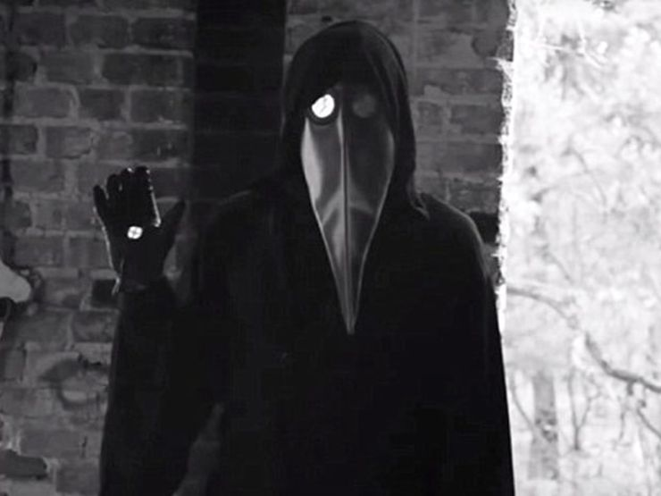 internet mysteries plague doctor