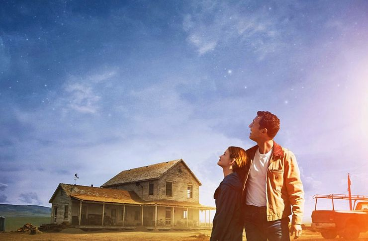 time travel movies available to stream interstellar