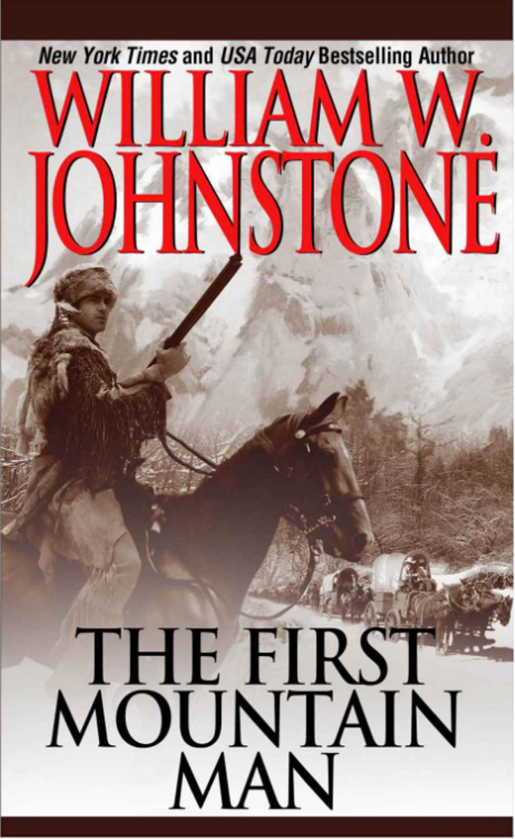 Buy  The First Mountain Man at Amazon