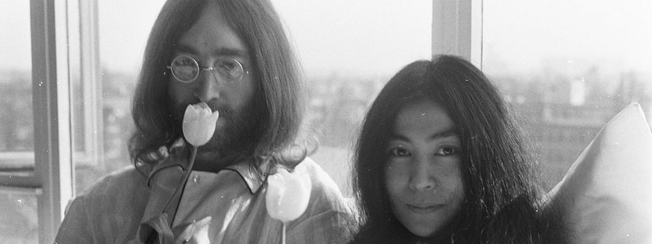 What was it like it to be John Lennon's neighbor?