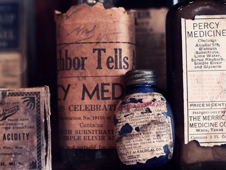 Voodoo Elixir: The New Orleans Pharmacy Museum