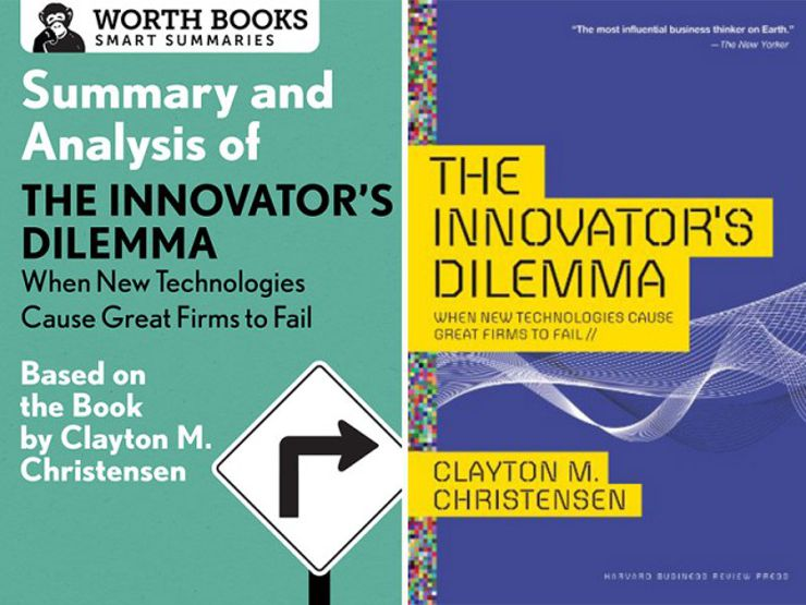 best business books innovator dilemma