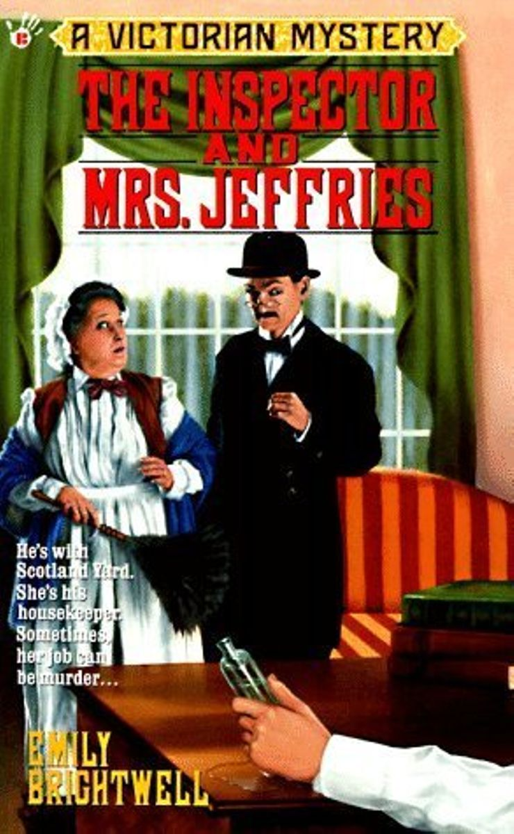 Buy The Inspector and Mrs. Jeffries at Amazon