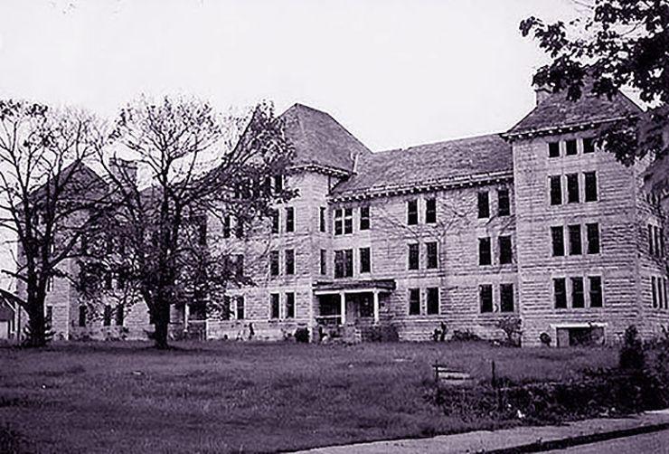 peoria state hospital