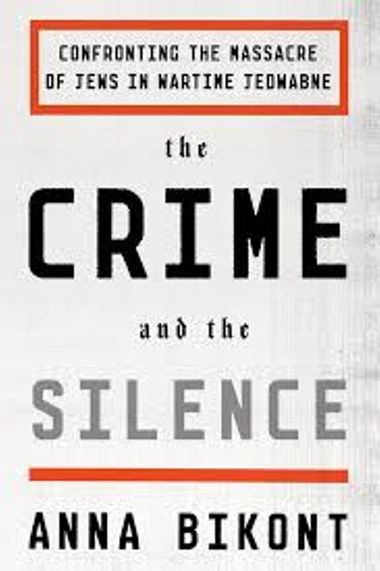 Buy The Crime and the Silence at Amazon
