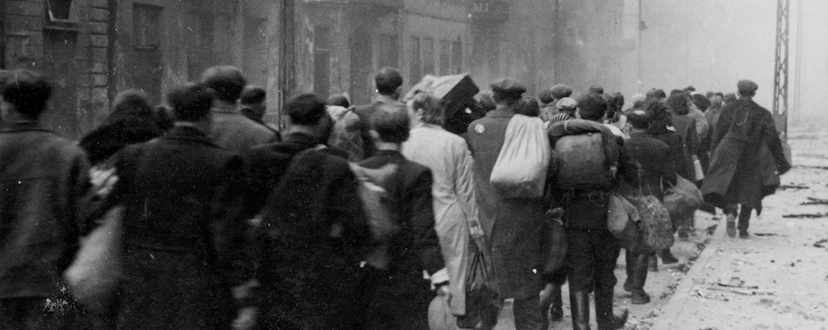 The Courageous Acts of Resistance That Led to the Warsaw Ghetto Uprising
