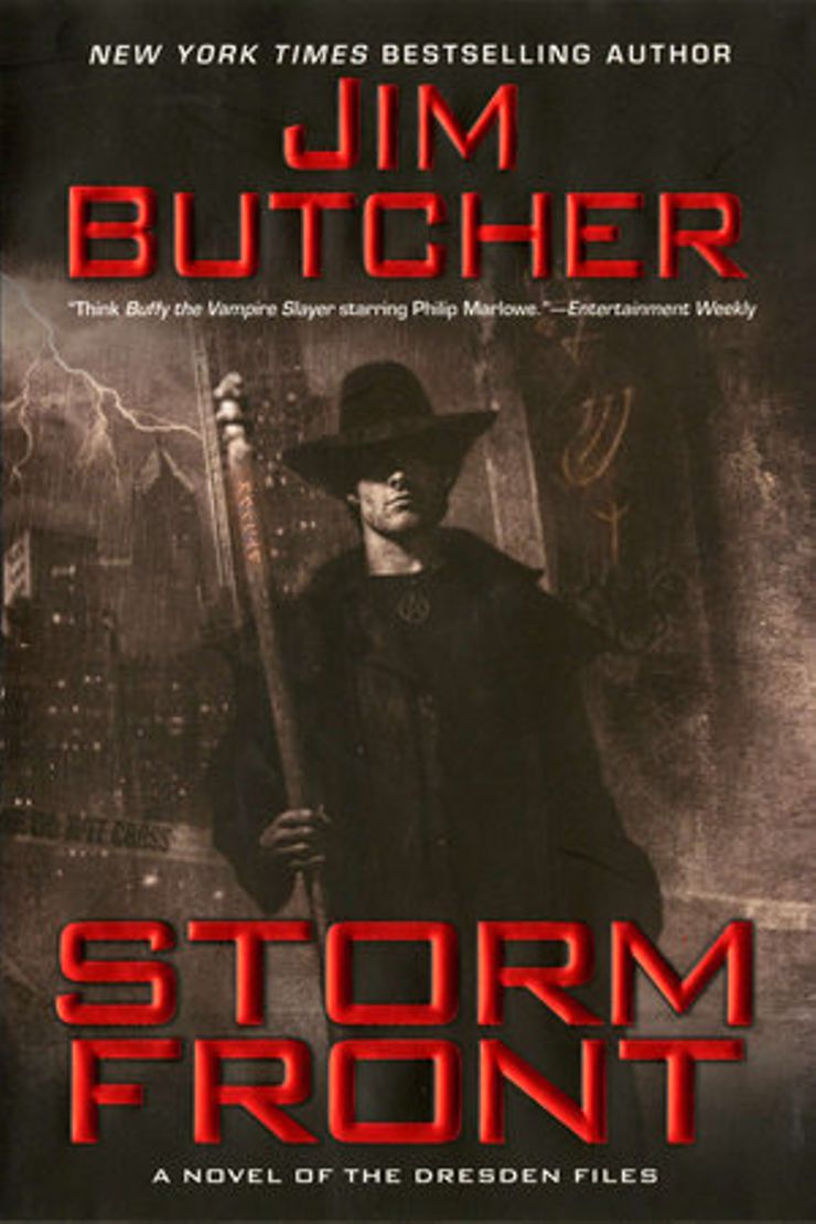 Buy Storm Front at Amazon