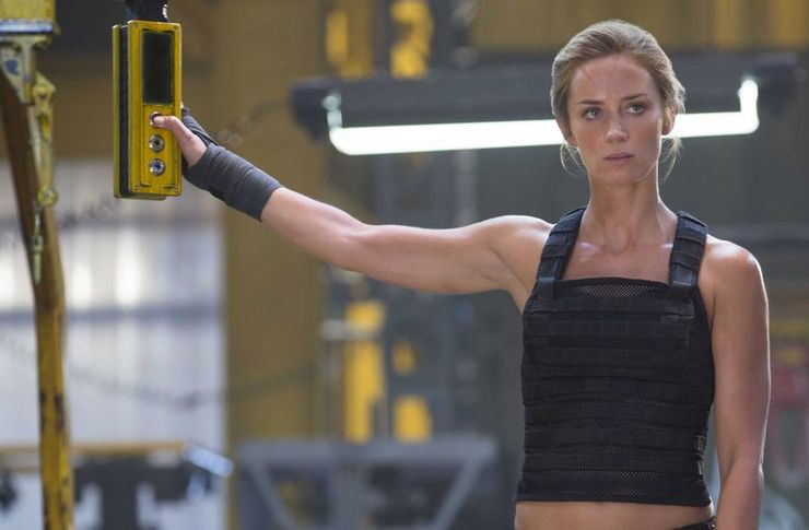time travel movies edge of tomorrow emily blunt