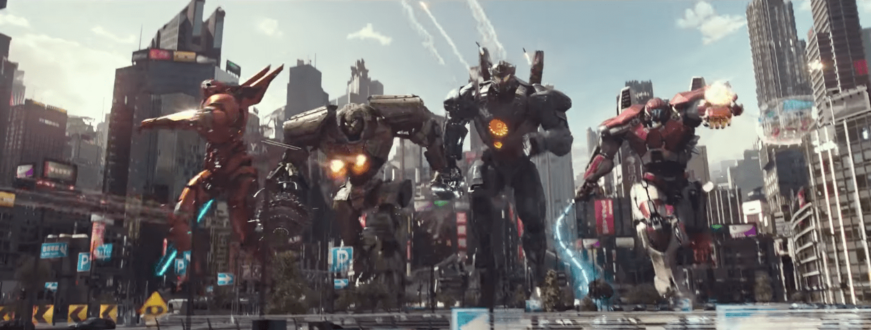 The Kaiju Are Back With a Vengeance in New <em>Pacific Rim Uprising </em>Trailer