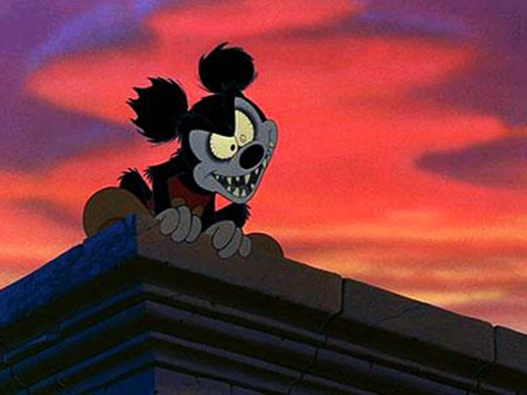 The Dark Side Of Walt Disney - The dark side of disney