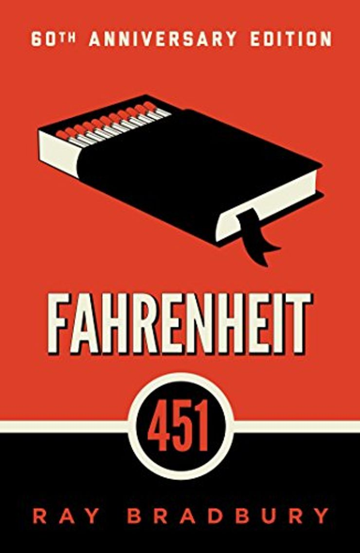 Buy Fahrenheit 451 at Amazon