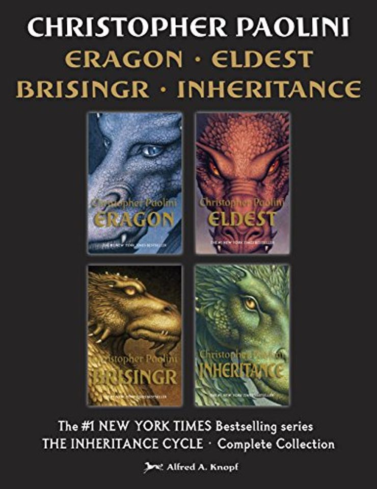 Buy The Inheritance Cycle at Amazon