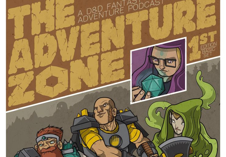 best podcasts The Adventure Zone McElroys