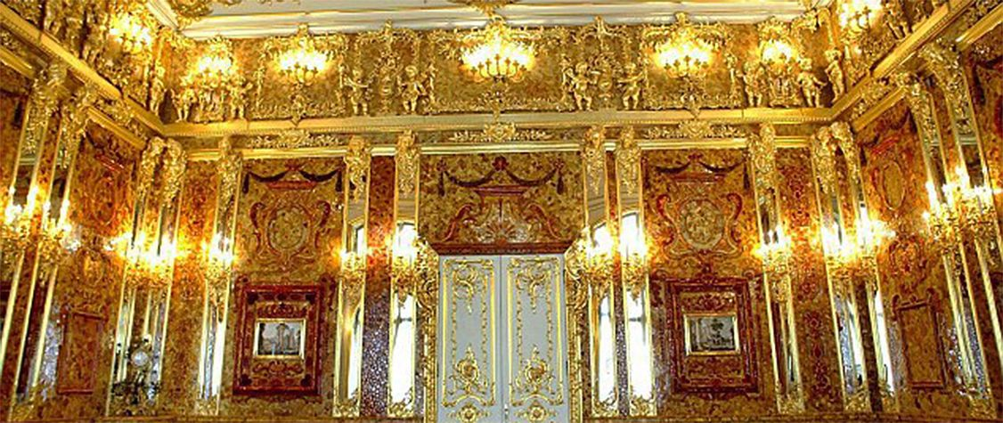 The Mystery of the Vanishing Amber Room