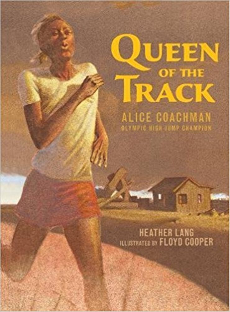 Buy Queen of the Track at Amazon