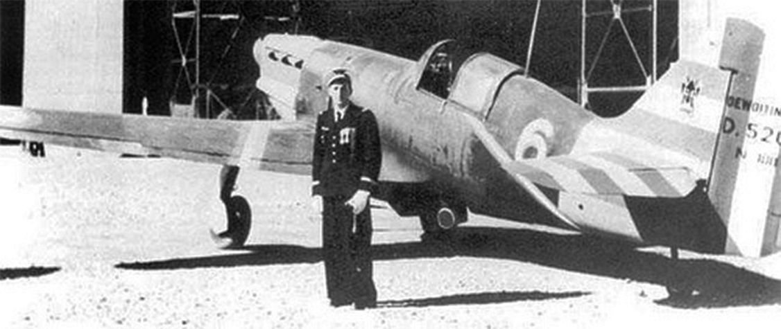 Pierre Le Gloan: The Ace WWII Fighter Who Fought for Both Sides