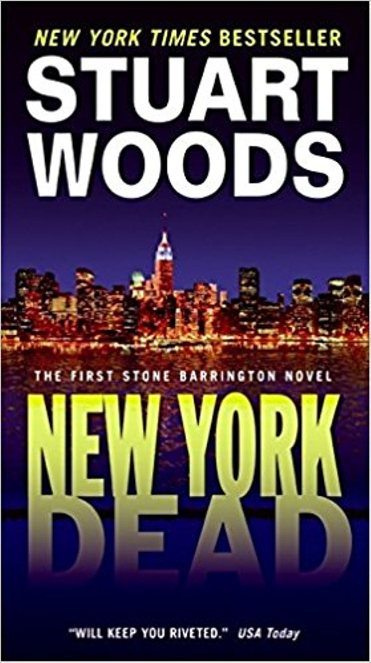Buy New York Dead at Amazon