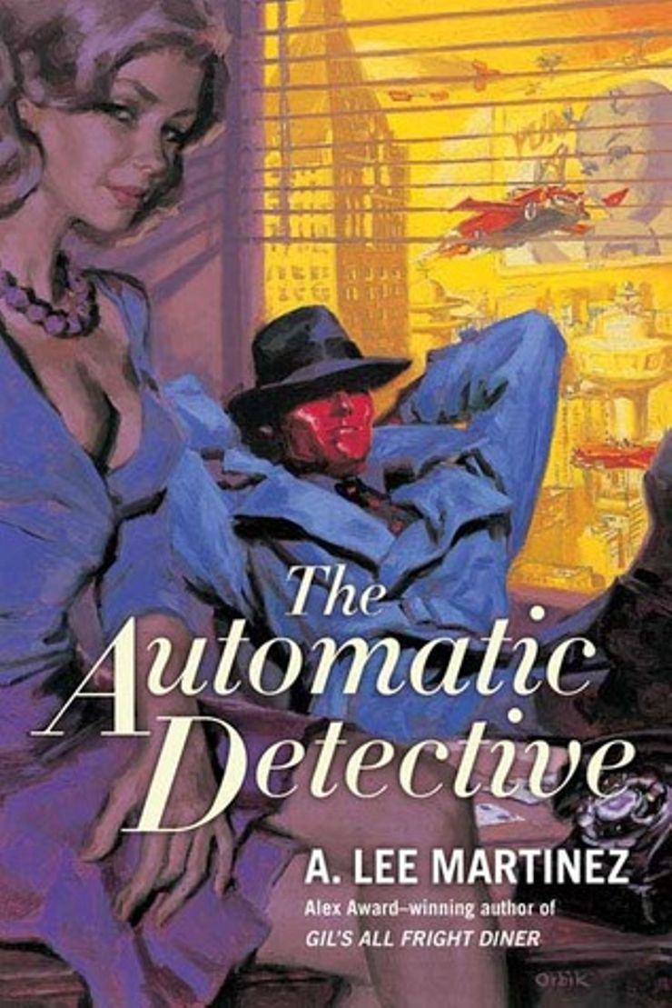 Buy The Automatic Detective at Amazon