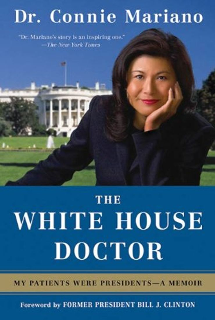 Buy The White House Doctor at Amazon