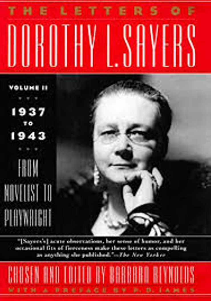 Buy The Letters of Dorothy L. Sayers: 1937-1943, From Novelist to Playwright at Amazon