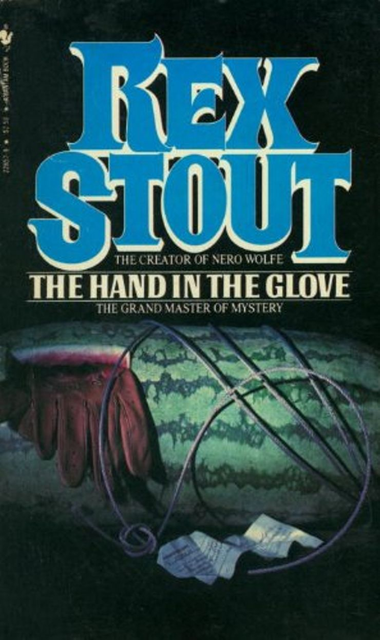 Buy The Hand in the Glove at Amazon