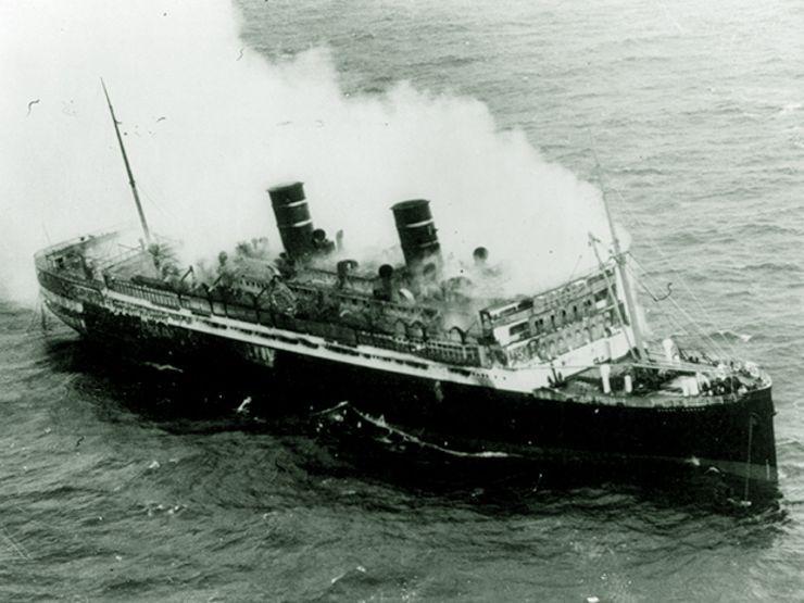 morro castle shipwreck
