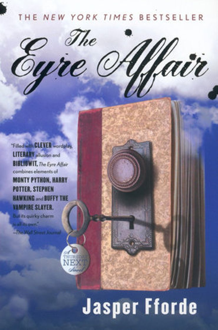 Buy The Eyre Affair at Amazon