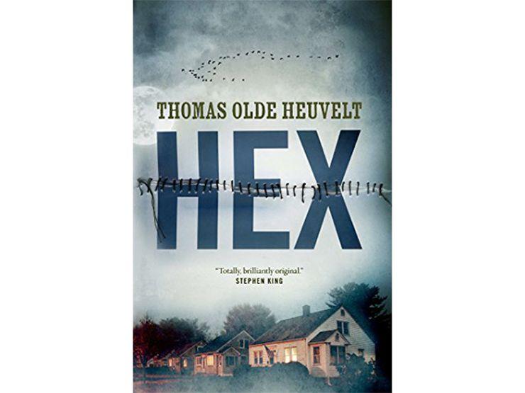 scariest books hex