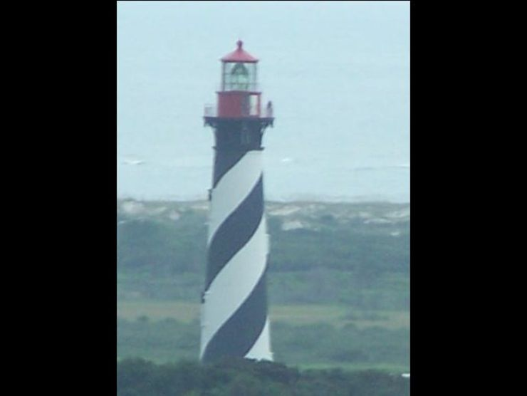 st augustine haunted lighthouse