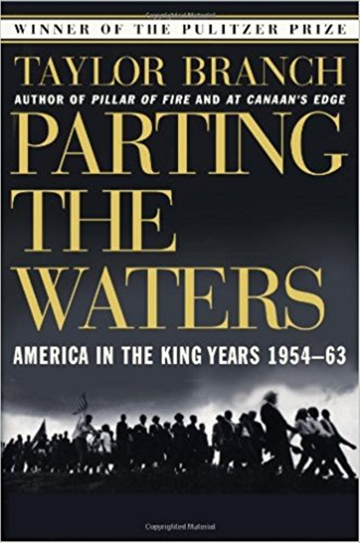 Buy Parting the Waters: America in the King Years 1954-1963 at Amazon
