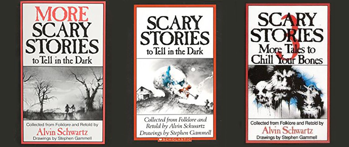 The Books That Fueled Your Childhood Nightmares Are Back—and Scarier than Ever
