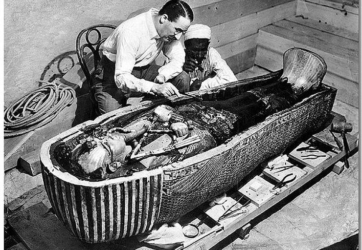 mythological creatures explanations mummy curse king tuts tomb