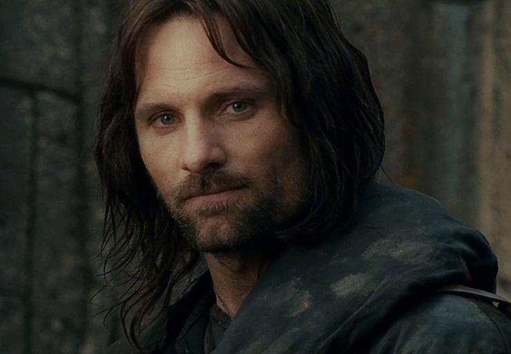 best fantasy characters Aragorn