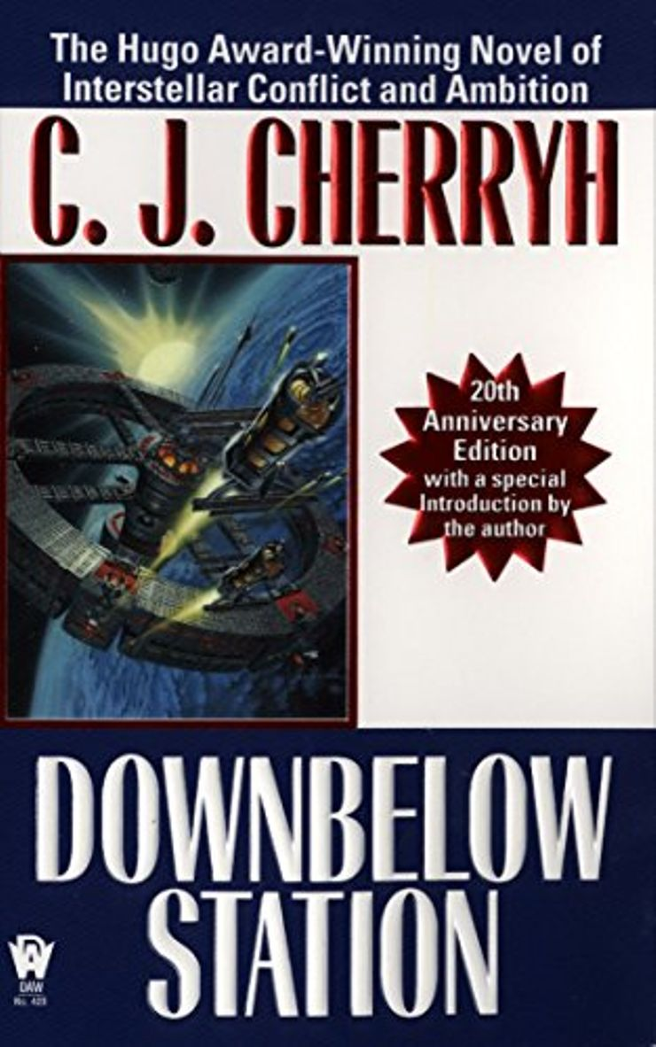 Buy Downbelow Station at Amazon