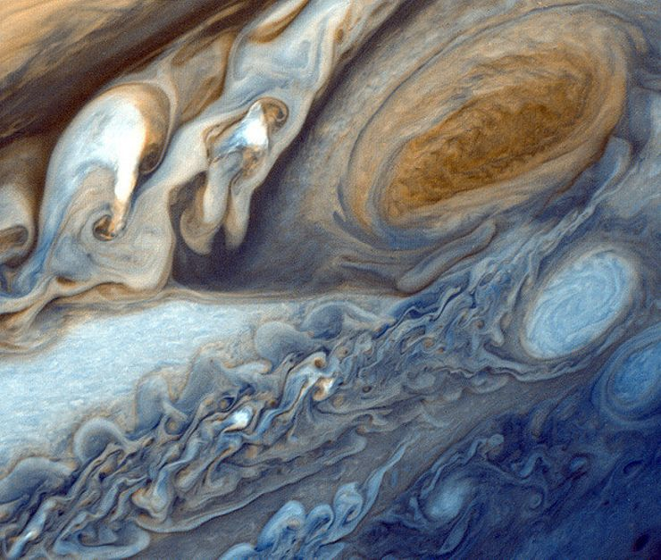 apollo program space historian voyager 1 jupiter great red spot