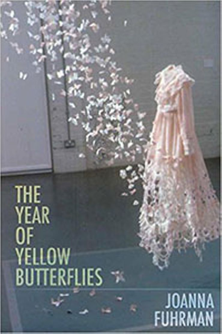 The Year of Yellow Butterflies by Joanna Fuhrman