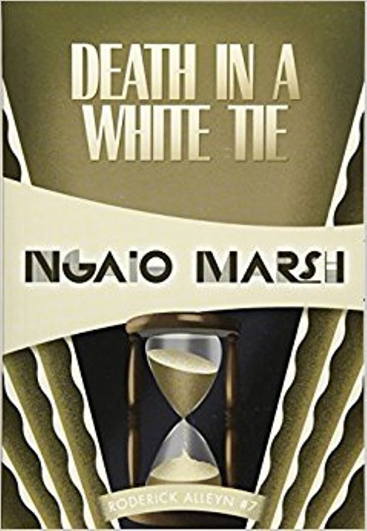 Buy Death in a White Tie at Amazon