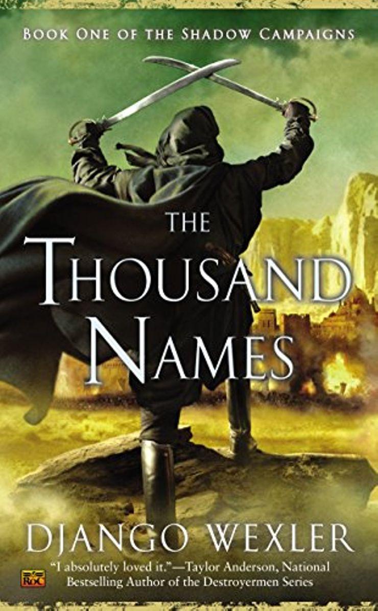 Buy The Thousand Names at Amazon