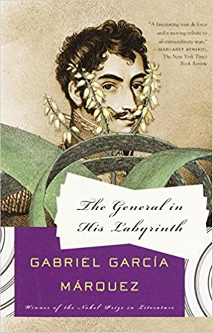 Buy The General in His Labyrinth at Amazon