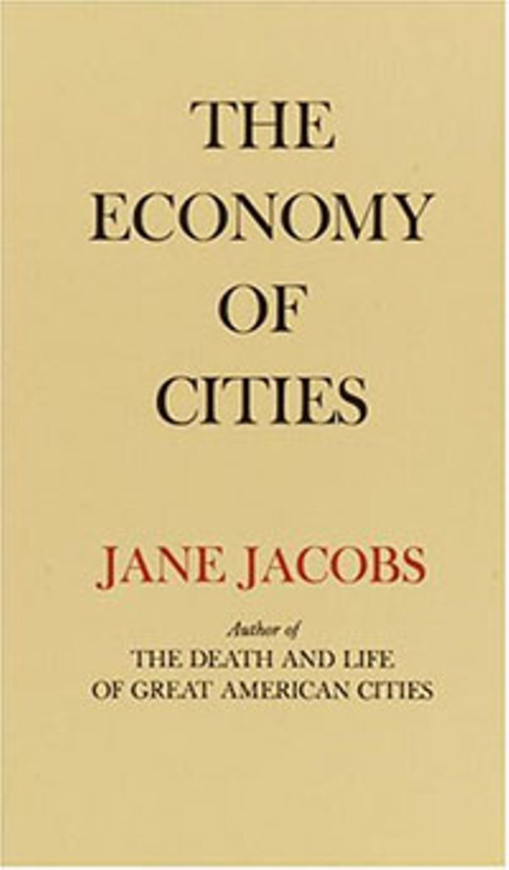 economy of cities
