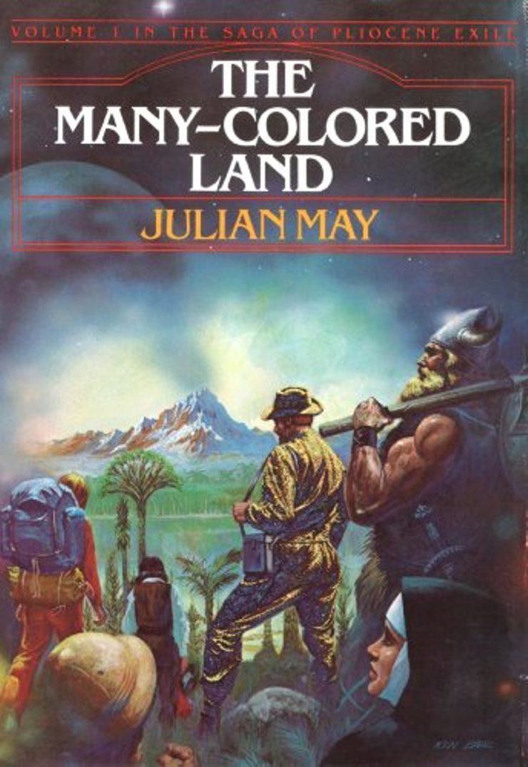 Buy The Many-Colored Land at Amazon