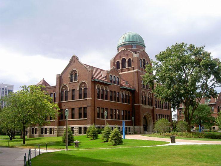 Loyola University haunted schools