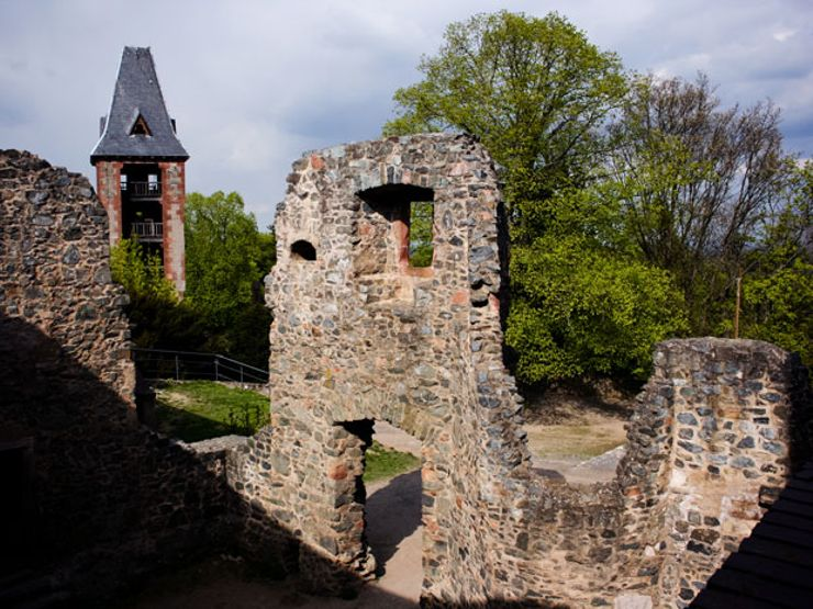 Did This Ancient German Castle Inspire Mary Shelleys Famous Horror Novel