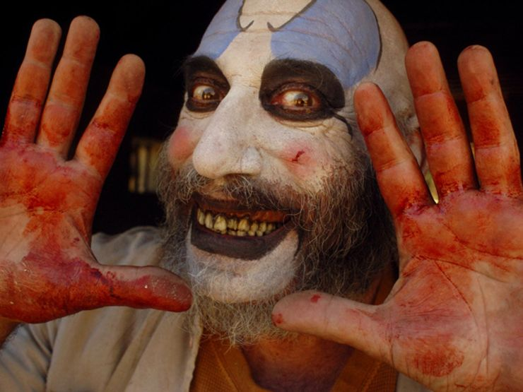 4 Creepy Rob Zombie Movies to Freak You Out