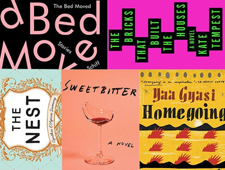 Spring Essentials: 5 Debut Women Writers You Need to Know About