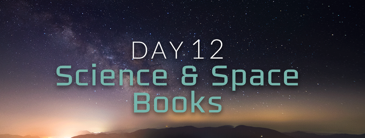 Day 12: Science & Space Books